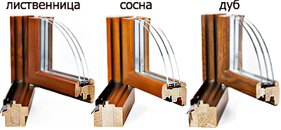 деревянные окна 2