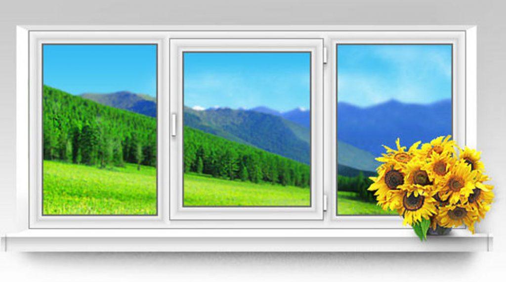 резинки на окнах