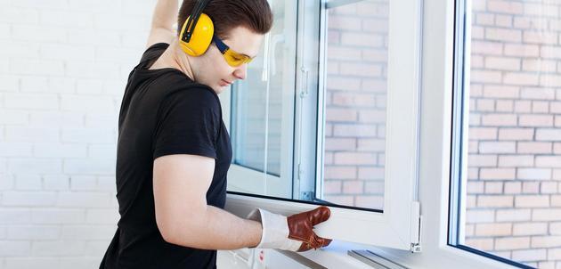 как замерить окно