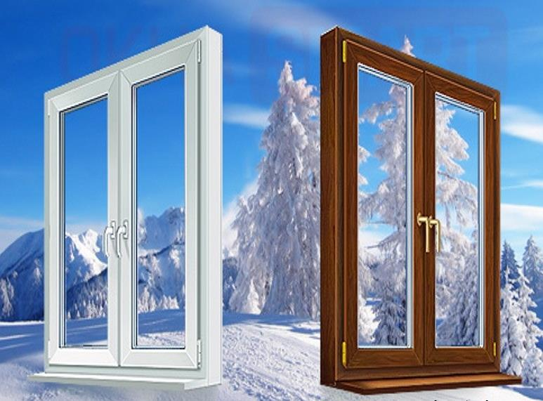 окна платиковые