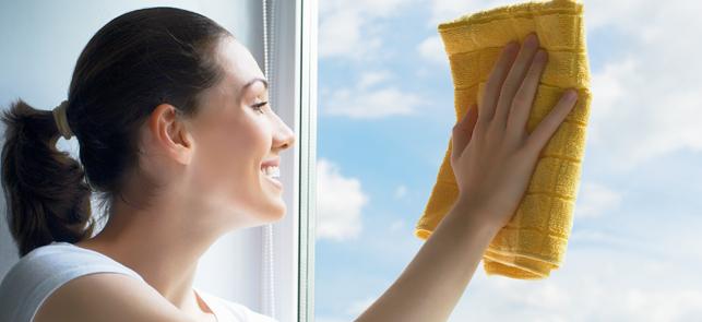 Как ухаживать за ПВХ окнами зимой?
