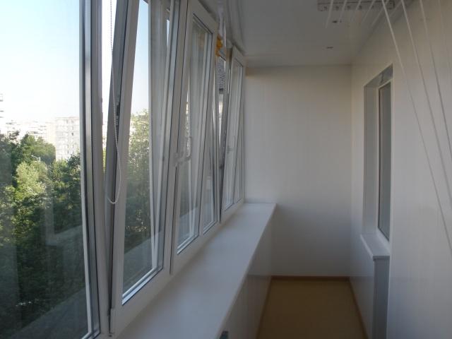 балкон пластиковые